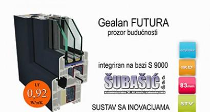 Gealan S9000 FUTURA