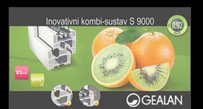 Gealan S9000 IQ